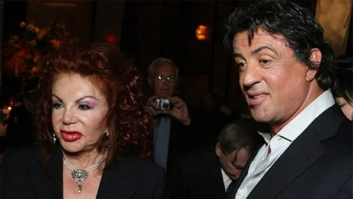 Jackie Stallone, Sylvester Stallone's mother and astrologer passes away