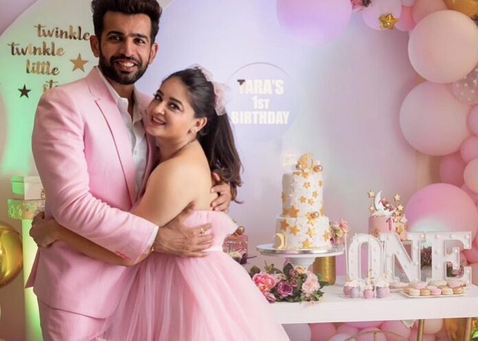 Jay Bhanushali's anniversary wish for wife Mahhi Vij is as honest and funny as their bond
