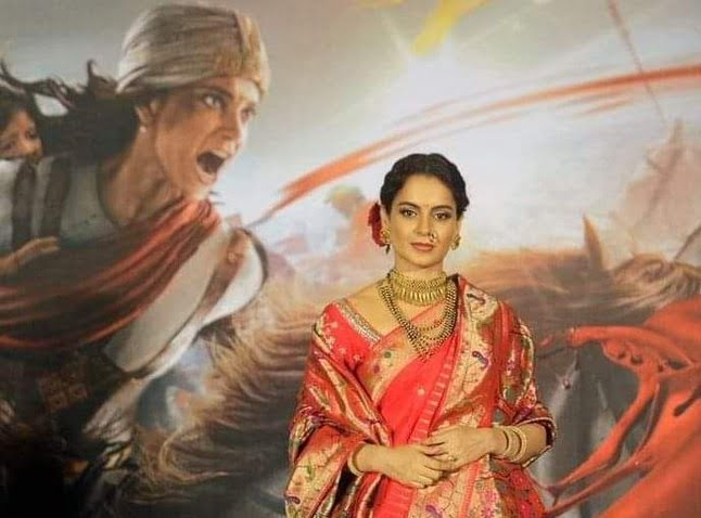 Kangana Ranaut in a file picture