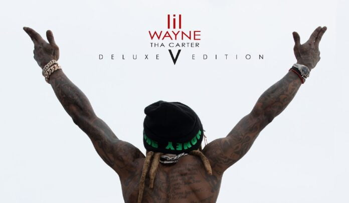 Lil Wayne's deluxe version of 'Tha Carter V' out now