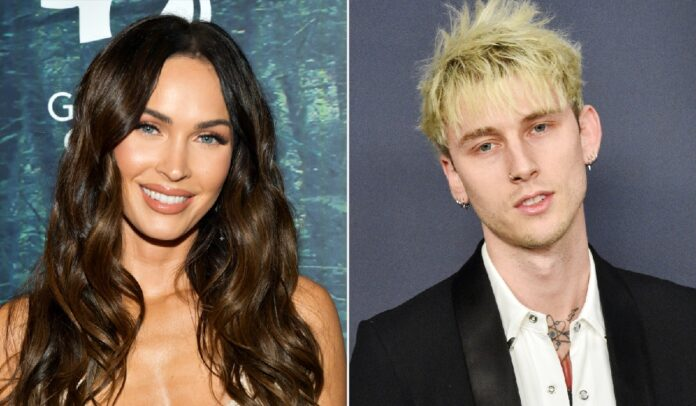 Machine Gun Kelly affirms he and Megan Fox fell in love 'at first sight'