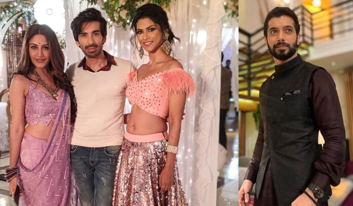 Naagin 5 Mohit Sehgal shares a lovely picture with Surbhi Chandna, Sharad Malhotra funny comment on the picture