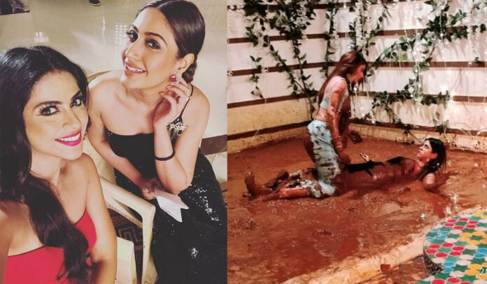 Naagin 5 Naagin and Morni's iconic mud fight is a must watch