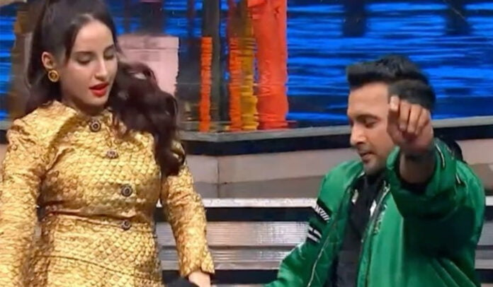Nora Fatehi defends Terence Lewis thanks him for remaning poised and dignified