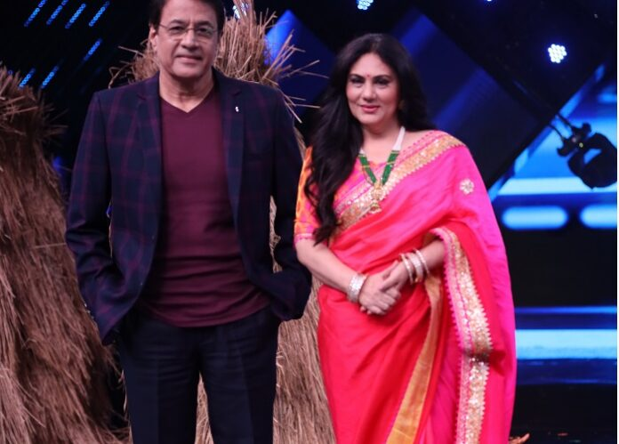 Ramayan actors Arun Govil and Dipika Chikhalia welcomed on India's Best Dancer