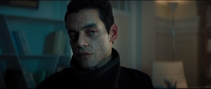 Rami Malek as Safin No Time To Die