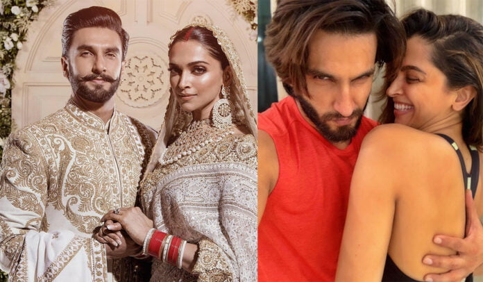 Ranveer Singh and Deepika Padukone's DeepVeer moments is hard to miss