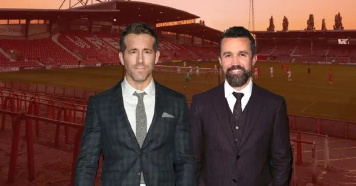 Ryan Reynolds and Rob McElhenney revealed as potential investors in Wrexham AFC