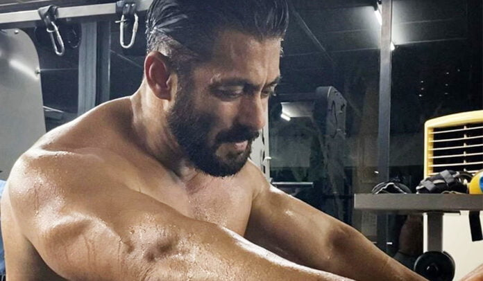 Salman Khan releases a 'Being Strong' fitness video