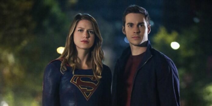 Supergirl star Melissa Benoist welcomes first child with Chris Wood