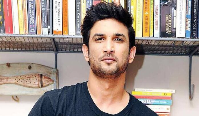 Sushant Singh Rajput's sister posts video of late actor writing with both hands