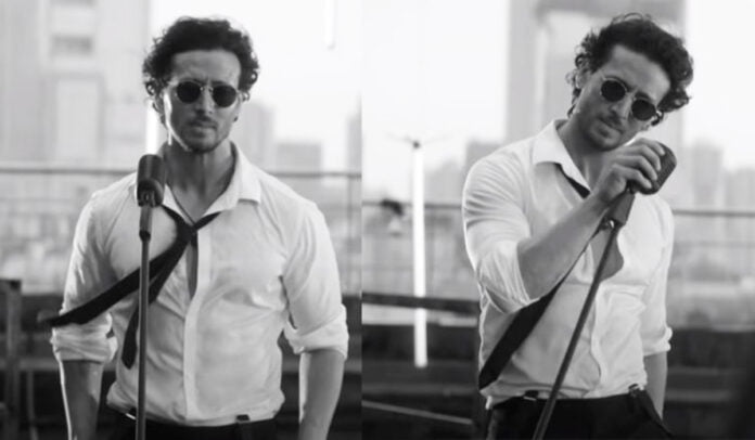 Tiger Shroff releases the teaser of 'Unbelievable', making his debut as a singer