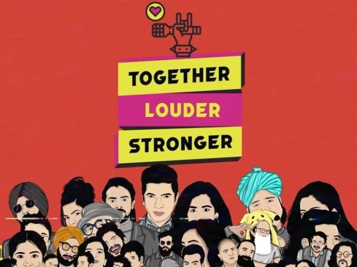 Together Louder Stronger by Anahad Foundation & Believe Entertainment
