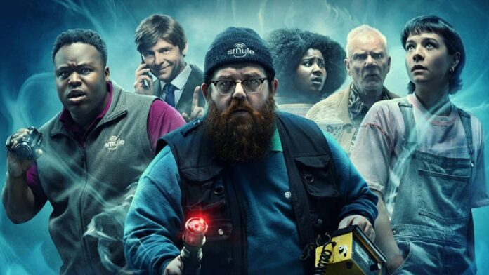Truth Seekers trailer: Nick Frost and Simon Pegg's creepy dialogues