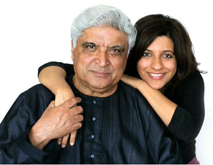 Javed Akhtar takes jibe at news channels