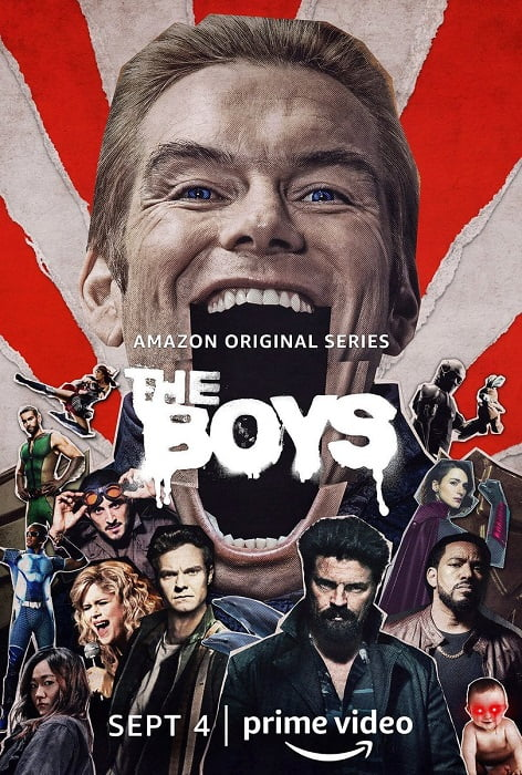 Web Series Review | The Boys season 2 : Mind-Blowingly Insane & Incredibly Awesome