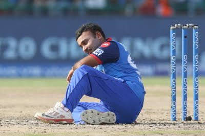Amit Mishra out of 13th IPL with finger injury