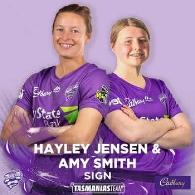 WBBL 6: New Zealand's Hayley Jensen signs up with Hobart Hurricanes