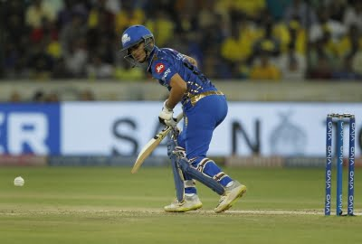CSK woes continue as they lose to MI by 10 wkts