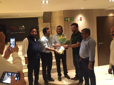 DDCA elections: Leander Paes meets Jaitley, wishes him well