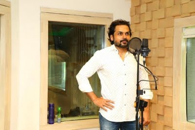 Karthi Sivakumar unveils first look of Sulthan