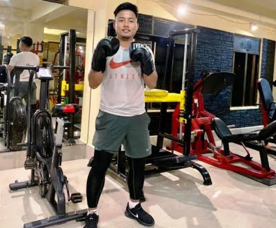 Eye of Blue Tiger: Jeje turns to boxing for strength training
