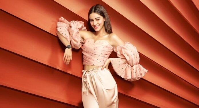 Ananya Panday - in a round of 'fashion rapid fire'