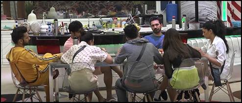 Bigg Boss 14 Abhinav Shukla and other housemates look back at their parent's hardship with admiration and respect