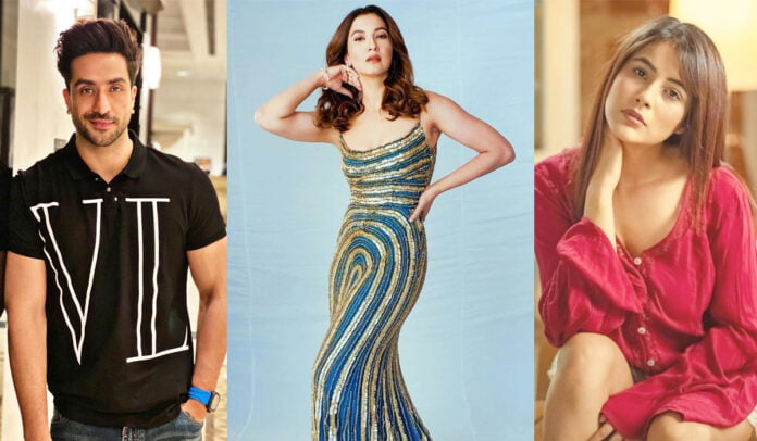 Bigg Boss 14 Aly Goni suggests Gauahar Khan should replace Shehnaaz Gill as one of the seniors