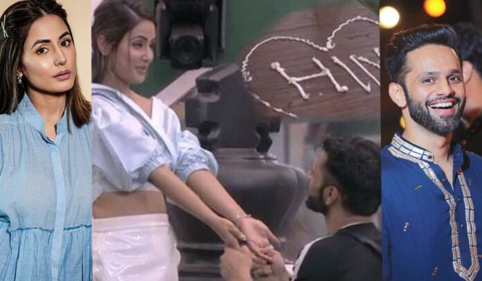 Bigg Boss 14 Hina Khan highlights her special connection with Rahul Vaidya through THIS show