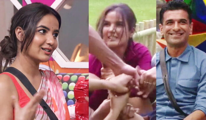 Bigg Boss 14 Jasmin Bhasin says If you are a Khan, then I am also a Bhasin