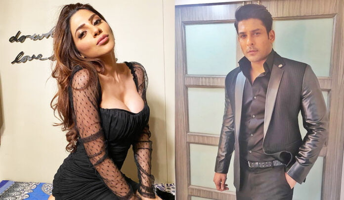Bigg Boss 14 Nikki Tamboli thinks Sidharth Shukla is Marriage Material and wants to marry him