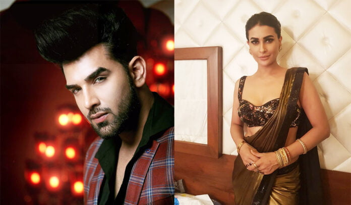 Bigg Boss 14 Paras Chhabra gives a fitting reply to his ex Pavitra Punia