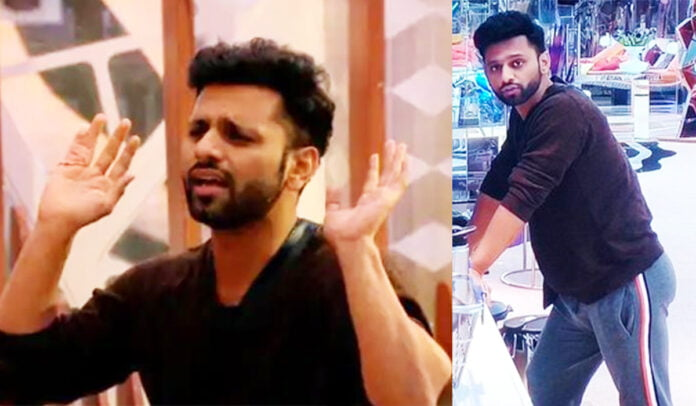 Bigg Boss 14 Rahul Vaidya's fans come out in his support as the entire house goes against him