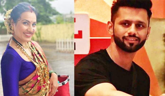 Bigg Boss 14 Rahul Vaidya gets support from Kamya Panjabi in a fight against Jasmin Bhasin
