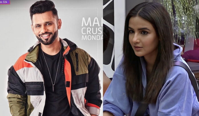 Bigg Boss 14 Rahul Vaidya gets support from his fans as Jasmin Bhasin uses her 'women card' against him