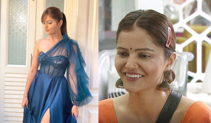 Bigg Boss 14 Rubina Dilaik tells the story of how she sneakily scored her first audition