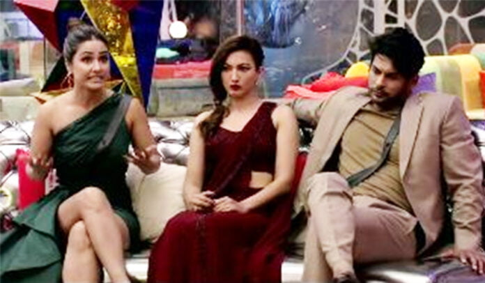 Bigg Boss 14 Somvaar Ka Vaar Salman Khan ask Seniors Hina Khan, Gauahar Khan and Sidharth Shukla their opinion about BB14 freshers