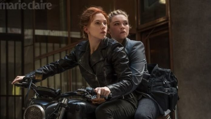 Black Widow: Scarlett Johansson and Florence Pugh eager to get the movie out