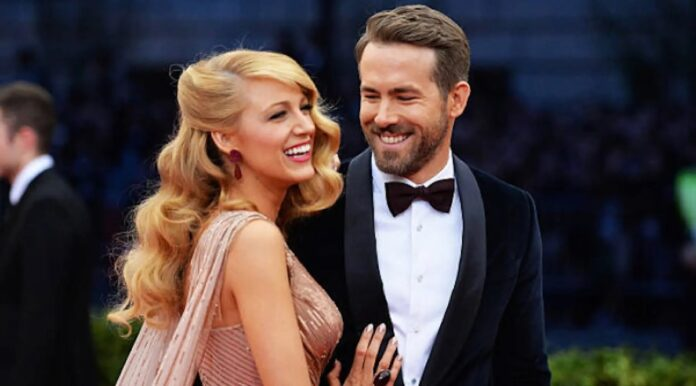 Blake Lively's hilarious birthday tribute to Ryan Reynolds will make your day