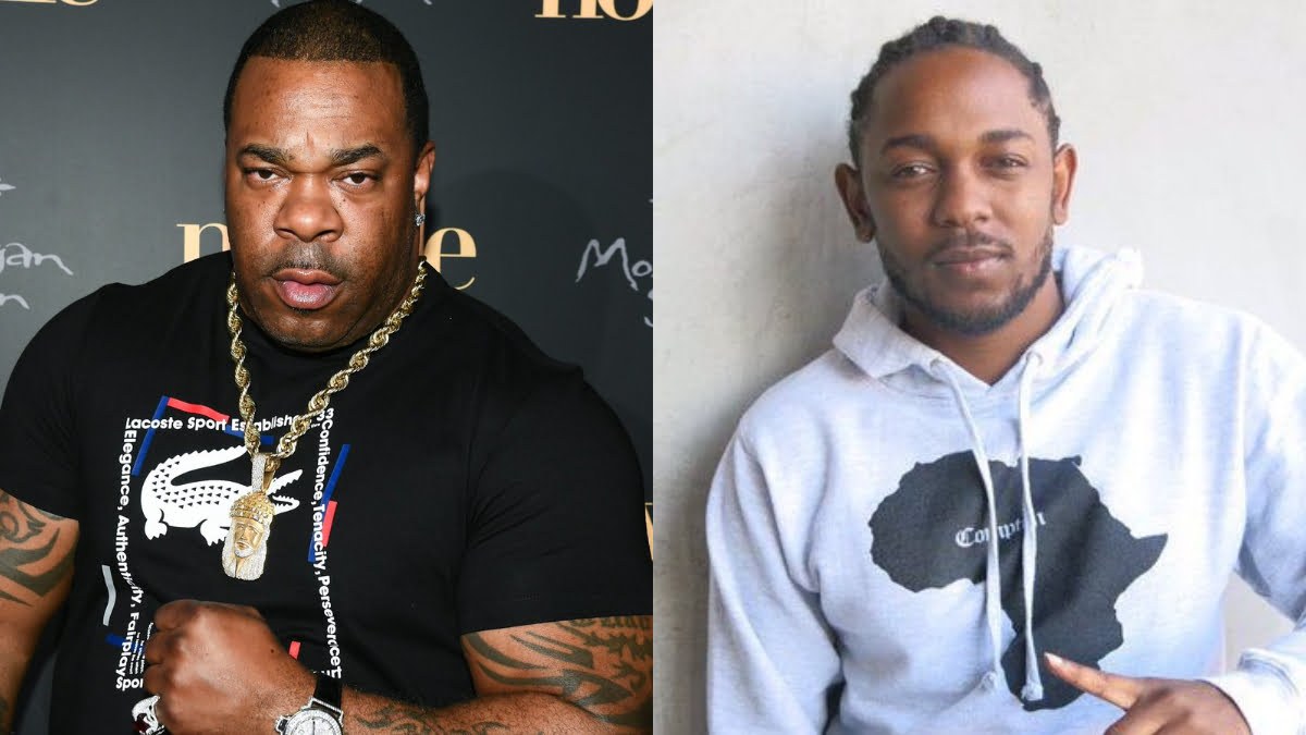 Busta Rhymes 'Look Over Your Shoulder' Featuring Kendrick Lamar