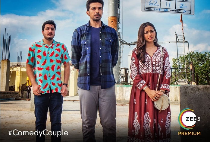 Comedy Couple movie review 'Gig'glingly Feel Good
