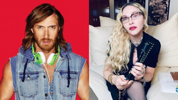 David Guetta reveals why Madonna refused to work with him
