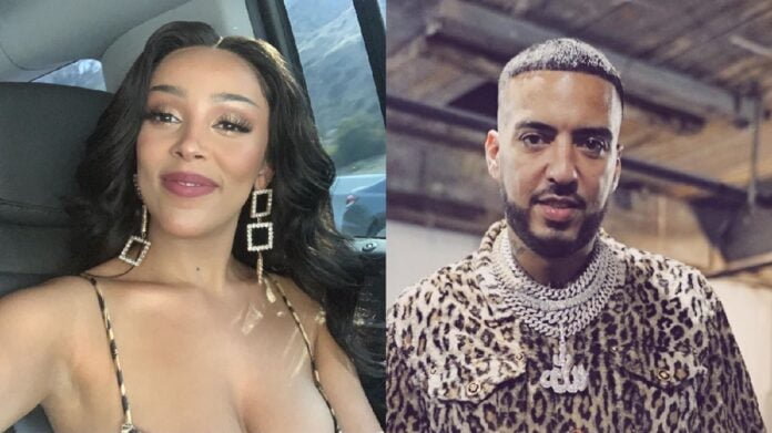 Doja Cat spotted hanging out with French Montana, sparks dating rumours