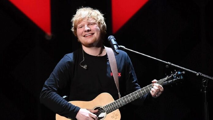 Ed Sheeran to auction toys and handwritten lyrics for charity