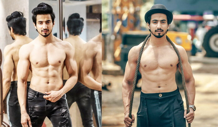 Happy Birthday Faisal Shaikh's shirtless pictures will make you drool