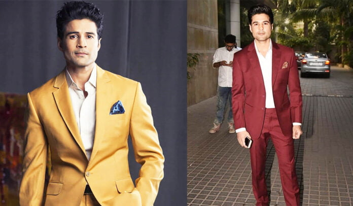Happy Birthday Rajeev Khandelwal's suited up pictures will make you drool