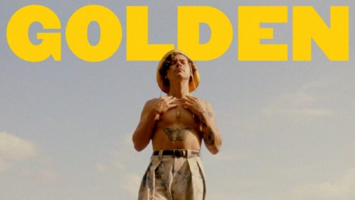 Harry Styles teases new music video for 'Golden'