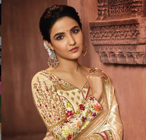 Jasmin Bhasin Have met Salman Khan but always froze with awe in front of him