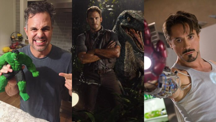 Mark Ruffalo, Robert Downey Jr defend Chris Pratt over 'Worst Hollywood Chris' label